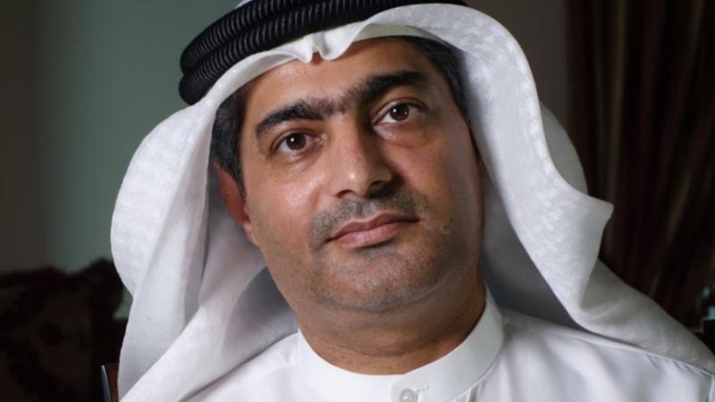 Ahmed Mansoor, encarcelado activista emiratí, continúa su huelga de hambre
