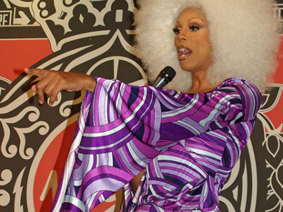 RuPaul on the RuNet: 'Drag Race' Catches on in Russia