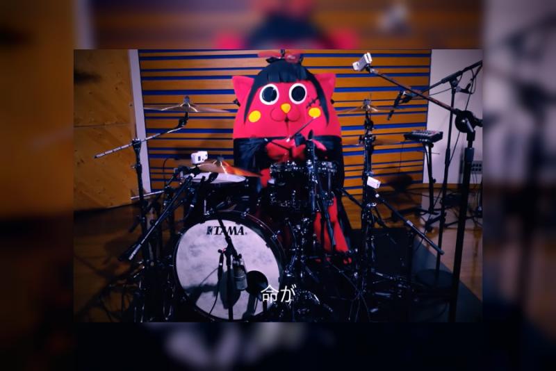 nyango star japanese mascot