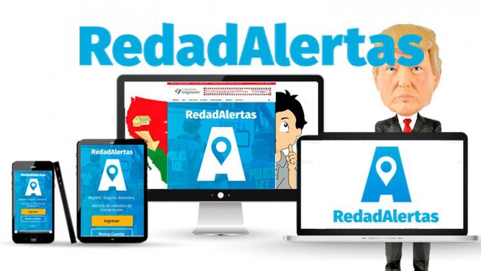 """قريباً تطبيق """"raidalerts"""" الخاص بالمهاجرين غير الشرعيين على الهواتف الذكية"""