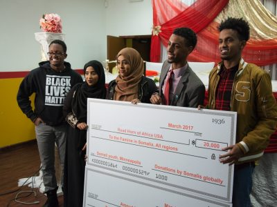 How Two Students in the US Turned Their Online Popularity Into Big Money for Famine Aid in Somalia