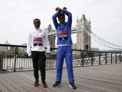 A House Divided: Ethiopian Runners Separated by Politics Face Off at London Marathon