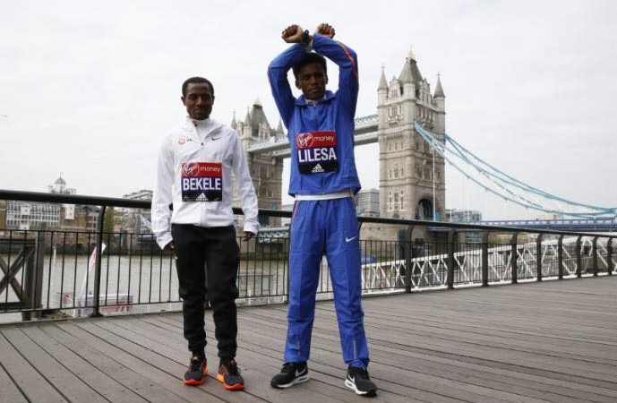A House Divided: Ethiopian Runners Separated by Politics Face Off at London Marathon · Global Voices