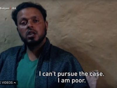 Kashmiri Man Who Was Tied to an Indian Military Jeep as a Human Shield Says He Now Lives in Fear