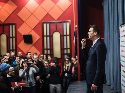 How Alexey Navalny Abandoned Russian Nationalism