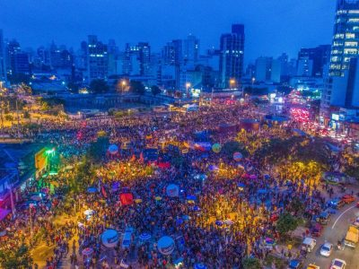 The Last Time This Many People Went on Strike in Brazil It Was 1996