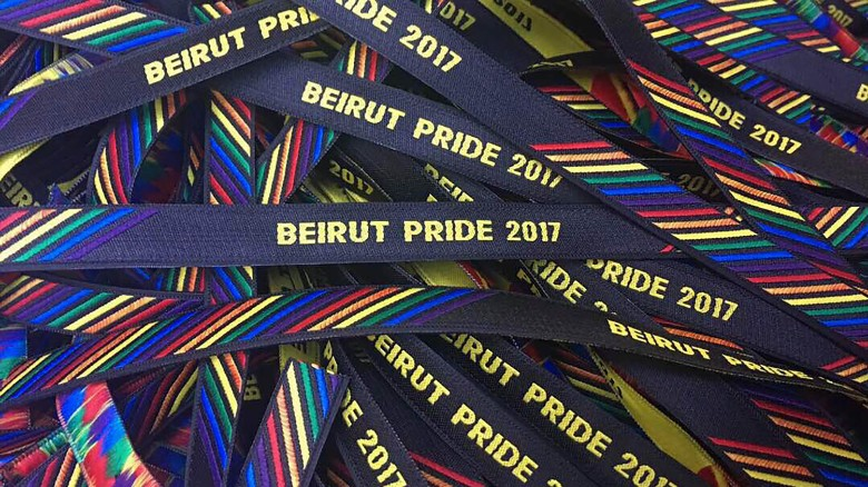 Per schierarsi dalla parte dell'amore, il Pride di Beirut ha dovuto prevalere sull'odio