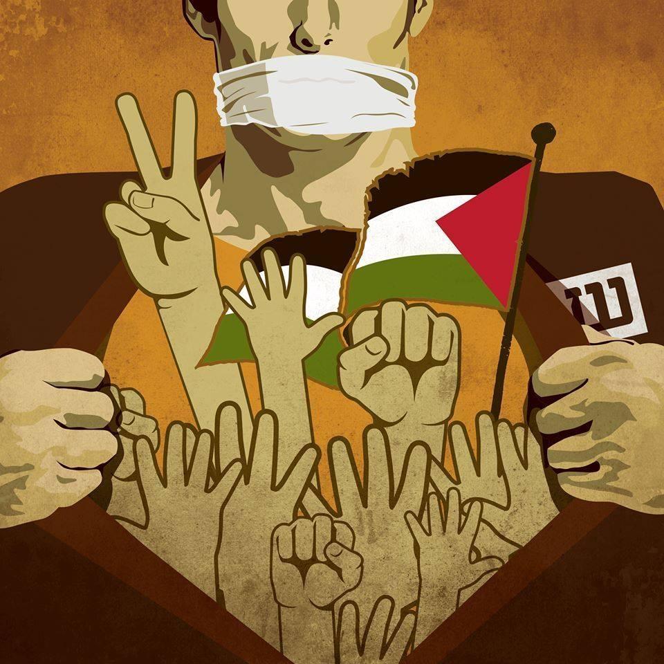 Prigionieri palestinesi in sciopero della fame da un mese per le condizioni del carcere israeliano