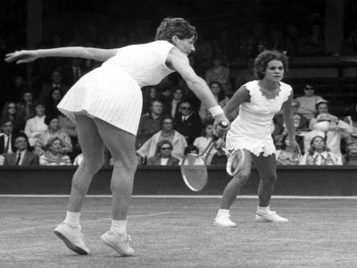 Aussie Tennis Icon's Star Fades Over Opposition to Marriage Equality