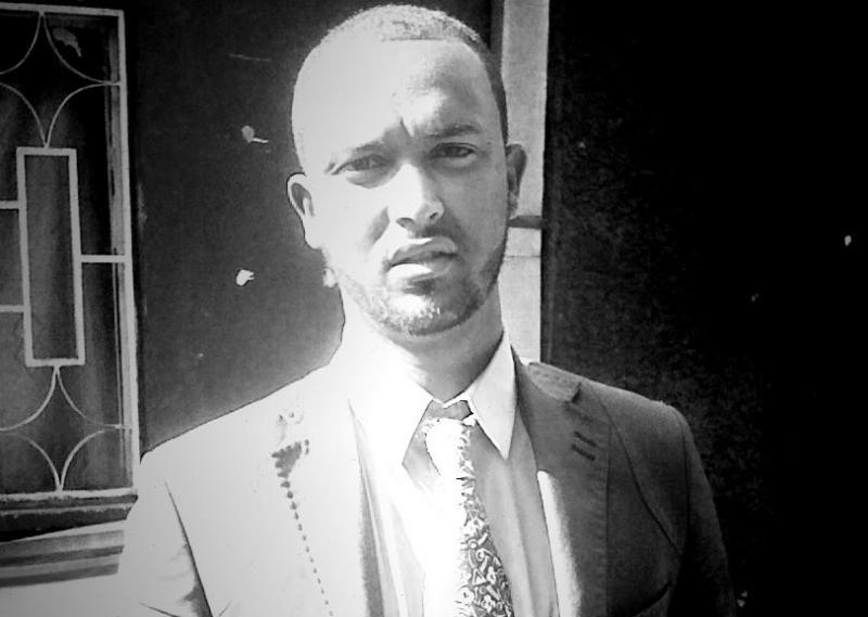 Yonatan Tesfaye. Photo partagée sur Twitter par Eyasped Tesfaye @eyasped