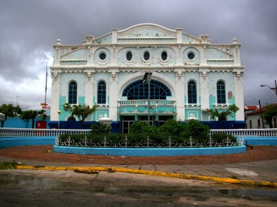 A Jamaican Cultural Landmark Gets Some Much-Needed Tender Loving Care