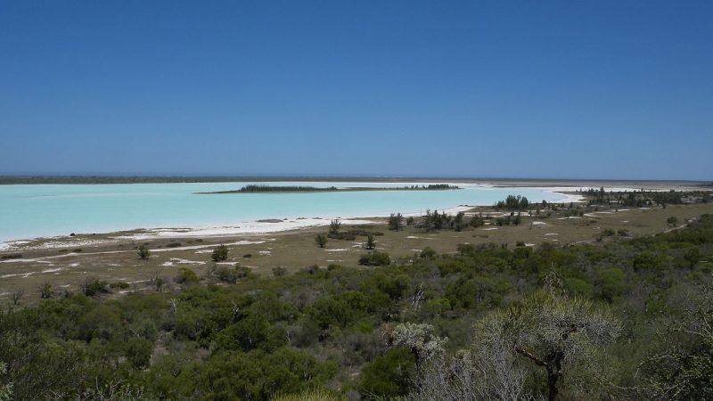 Le lac Tsimanampetsotsa, dans le sud-ouest de Madagascar. Photo de Frank Vassen, de Bruxelles, Belgique - CC-BY-2.0