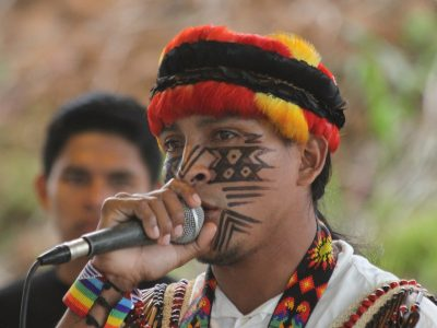 In the Depths of the Ecuadorian Amazon, Digital Communications Aid the Process of Self-Determination