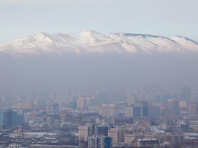 Mongolian Nomads Say Goodbye to Herding, Hello to Smog