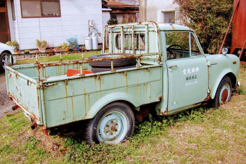 showa mini truck