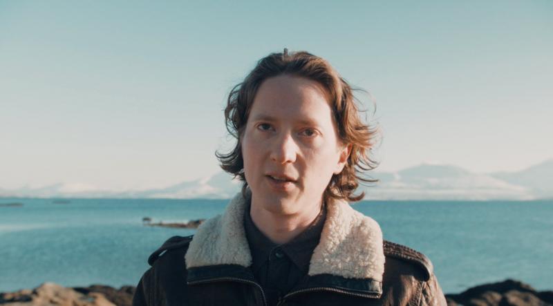 Áslat Holmberg, fisherman and politician. Photo credit: Mose Agestam
