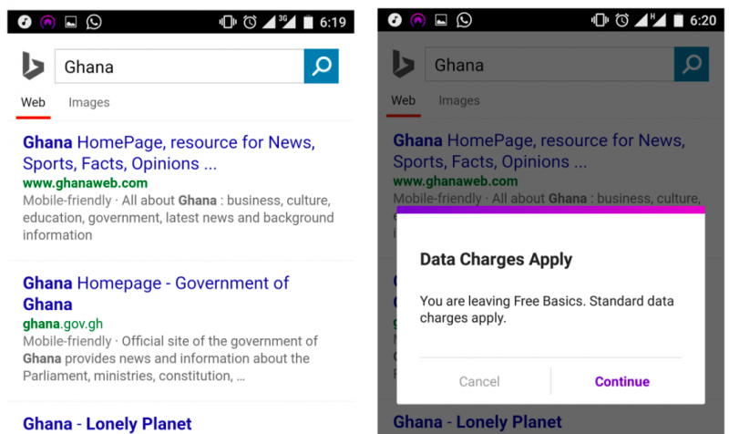 Is Free Basics Really Bringing More Africans Online? A Case Study