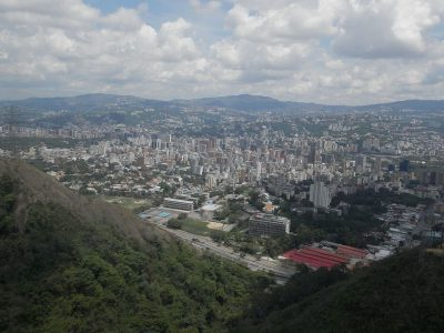 Caracas the Deceiving City (and Other Forms of Pain)