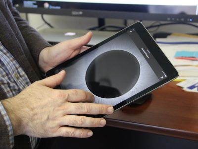 A New App Wants to Help the Blind 'See' the Solar Eclipse
