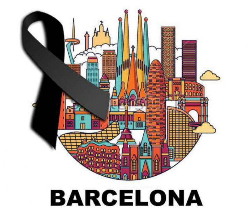 Barcelona mourning meme widely shared on Twitter under the hashtag #NoTincPor