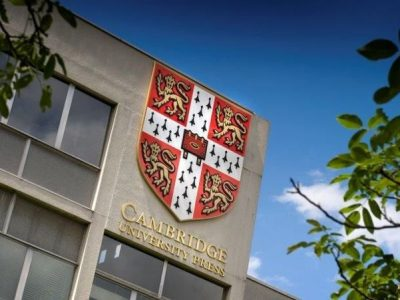 Cambridge University Publisher Removes 300 Academic Articles for the China Market
