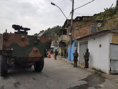 Is Rio de Janeiro at War? Its Residents Debate