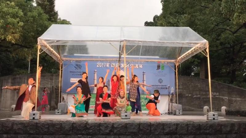 Diwali in Yokohama 2017