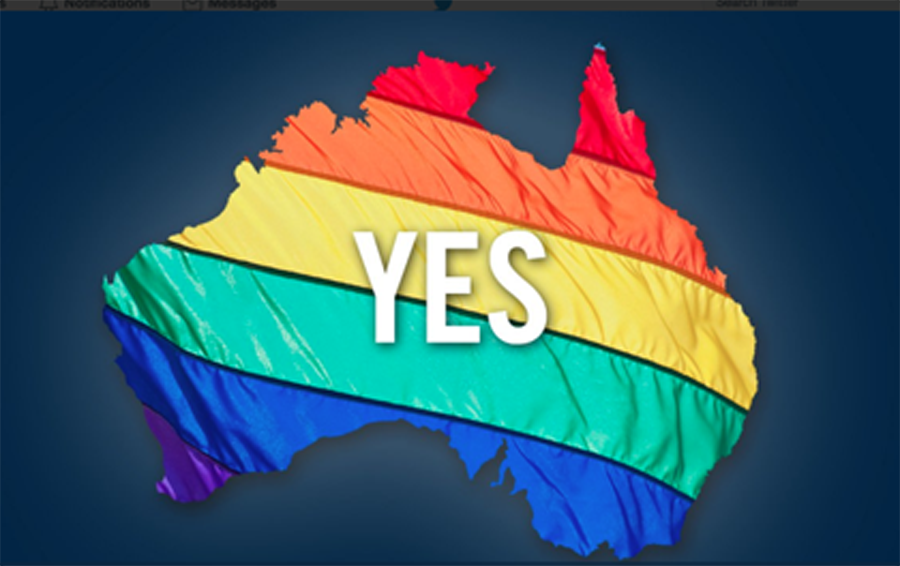 Amnesty International Australia - Yes to marriage equality