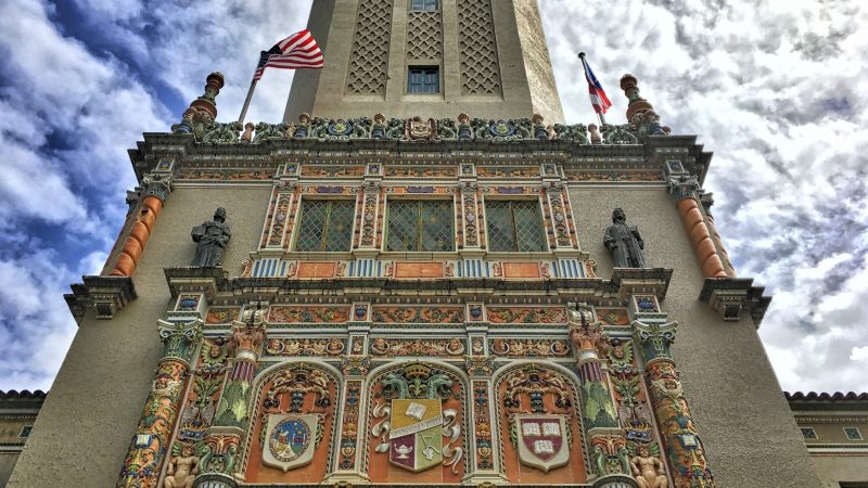 L'université de Porto Rico. Photo: Alan Levine. Attribution 2.0 Générique (CC BY 2.0)