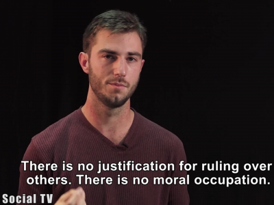 Israeli Activist Chooses Jail Over Military Service to Protest the Occupation · Global Voices