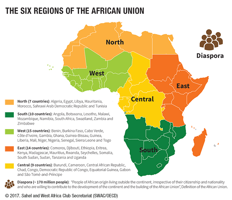 How 'African' is Northern Africa? · Global Voices