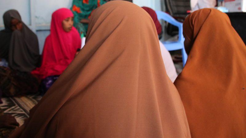 Сексуальные издевательства над женщинами ближнего востока