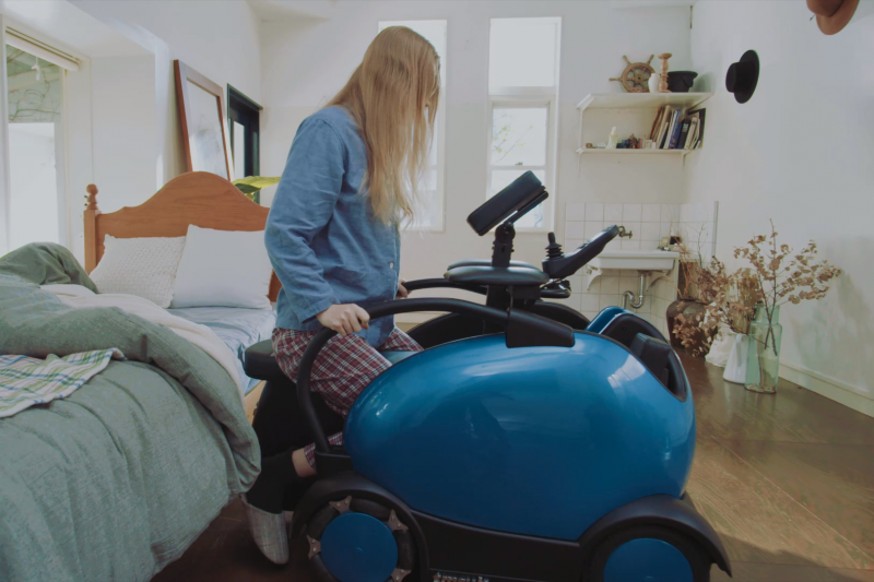 tmsuk rodem mobility robot