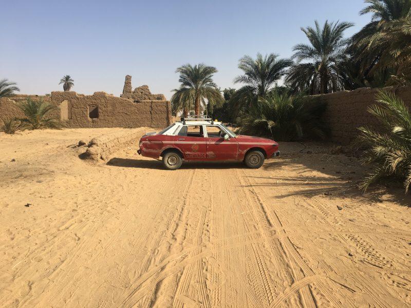 Le village de Karmakol, site du festival Karmakol. Photographie de Khalid Albaih. Reproduite avec autorisation.