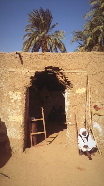 Une maison traditionnelle à Karmakol. Photographie de Khalid Albaih. Reproduite avec autorisation.