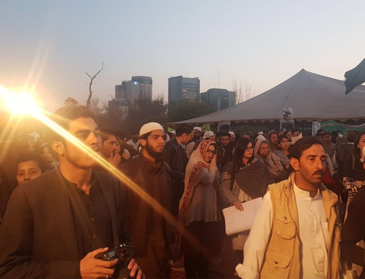 The Pashtun Long March Asks for Justice After Years of
