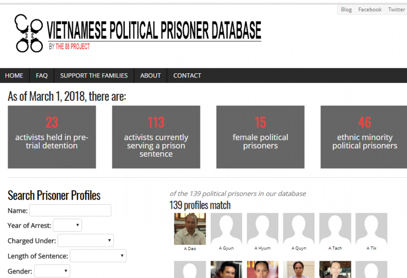 Here's What We Learned from the Online Database of Vietnam's