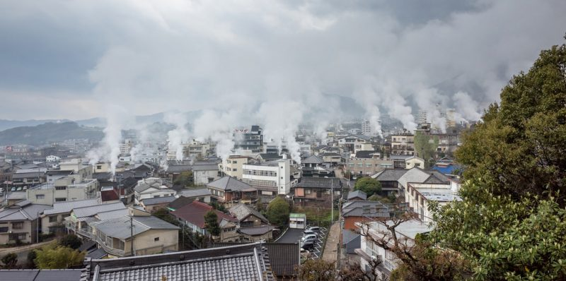 Beppu-shi - 別府市