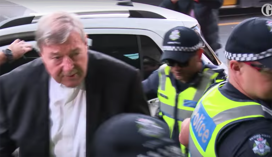 George Pell Committal Hearing
