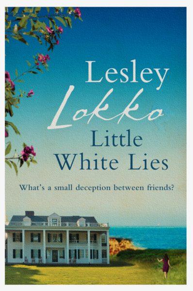 The cover of one of Lesley Lokko's novels. Image courtesy Lokko, used with permission.
