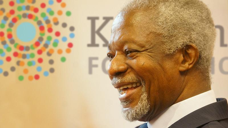 Recordando o empenho esquecido de Kofi Annan em Timor-Leste