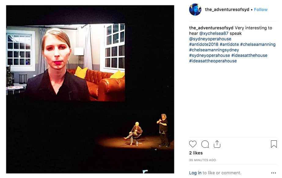 Australia denies Chelsea Manning entry while New Zealand gives visa thumbs up