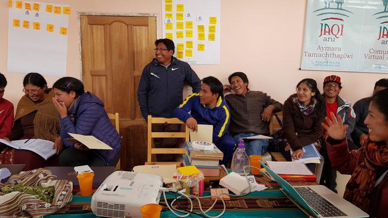 Aymara – Global Voices