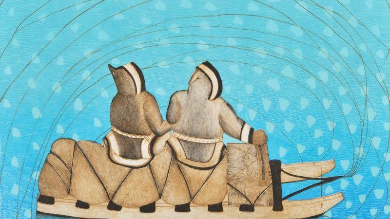Revitalizando a língua inuktitut nas redes sociais, palavra por palavra