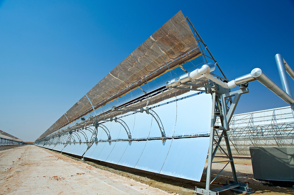 A look at United Arab Emirate's renewable energy goals