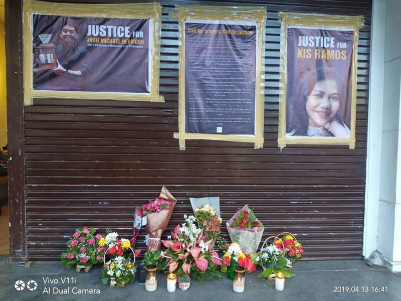 'Culture of killing and impunity': Coffee shop shooting in the Philippines leaves two dead