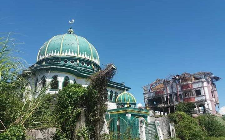 'Tout est détruit' : Photoreportage dans la ville en ruines de Marawi aux Philippines · Global Voices en Français
