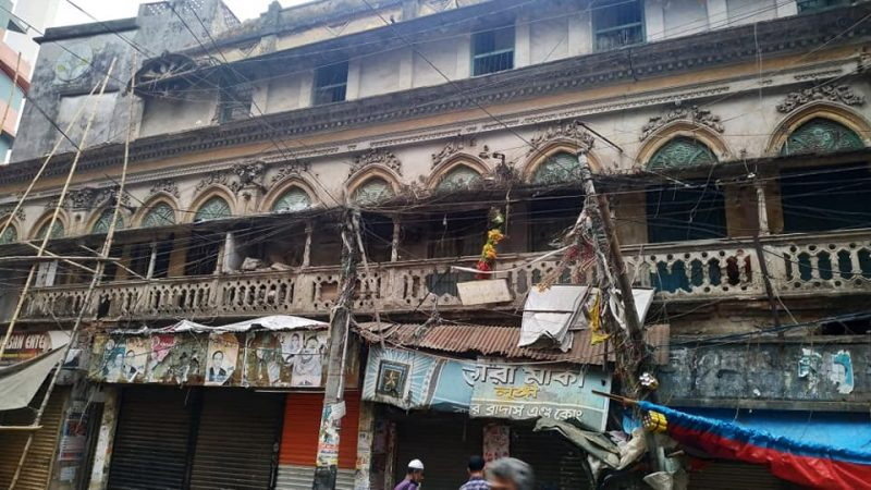 Demolition of a 150-year-old building highlights government neglect of Bangladesh's heritage sites · Global Voices