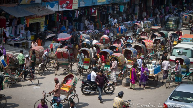 In Bangladesh, a rickshaw ban for major Dhaka city roads