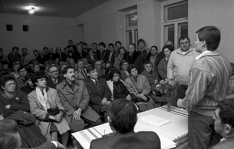 This is how Hungarian villages fought back against planned nuclear waste repositories in the 1980s